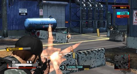 pc special forces team x screenshot shootout 2 s