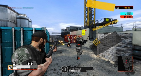 pc special forces team x screenshot shootout 3 s