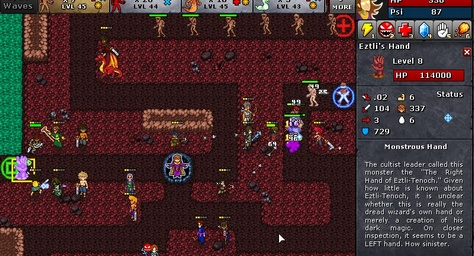 pc defenders quest valley of the forgotten indie battle hand s