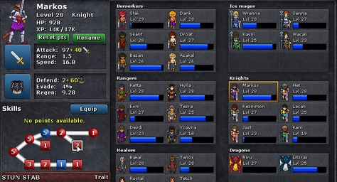 pc defenders quest valley of the forgotten indie equip s