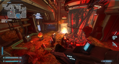 pc natural selection 2 update biodome explosion s